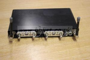 Micron Double Diversity Housing with 2 x SDR770 Receivers