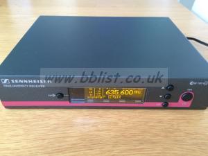 Sennheiser EW100 G3  Receiver