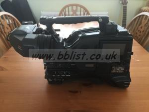 Sony PDW800 XDCam HD422 Cinealta + HDVF 20a Viewfinder