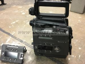 Sony F35 CineAlta camera + interface