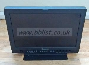 Panasonic HD/SD 17inch Broadcast Monitor BT-LH1700WE