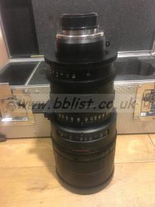 """Fujinon HAe10x10 10-100mm 10x Cine Zoom Lens B4 2/3"""" mo"""