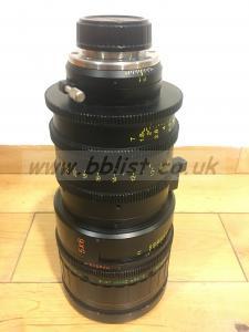 """Fujinon HAE5x6 6-30mm 2/3"""" B4 mount Cine Zoom Lens"""