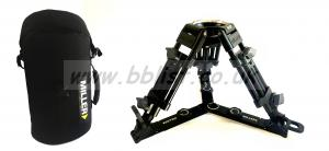 Miller Baby Aluminum 2-Stage Tripod Legs