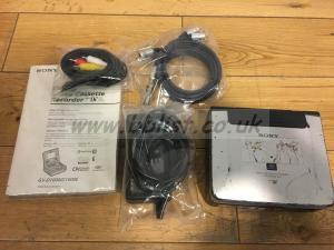 Sony GVD 1000 Mini DV player / Recorder Portable walkman PAL