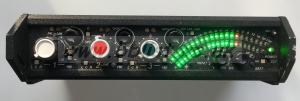 Sound Devices 302 compact mixer.
