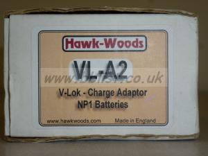 Hawk Woods VL-A2 V-Lok to NP1 Charge Adaptor