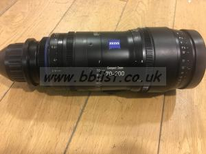 Zeiss 70-200mm T2.9 - PL