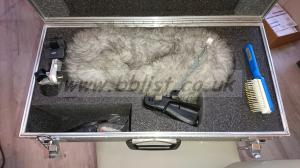 Rycote MKH50/30 kit plus flightcase (not including mics)