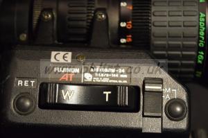 Sony DXC-637P Camera