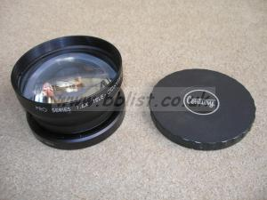 Century Optics 1.6X HD Teleconverter