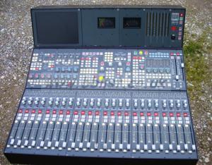 Calrec Zeta 24 Chanel Digital Mixing Console