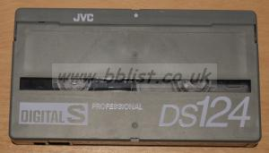 JVC Digital tapes