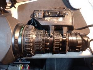 FUJI optica a20 zoom lens