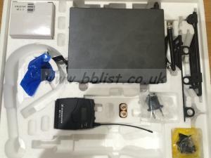 Sennheiser ew100 G3 wireless system