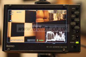 Astro Design Ltd DM-3105 5 inch Field Monitor