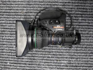 Canon J21a x&.8B4 IRS SX12 Lens