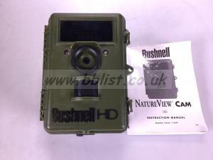Bushnell 119440 nature view HD camera