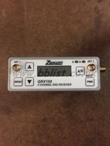 Zaxcom QRX100QIFB Block 20