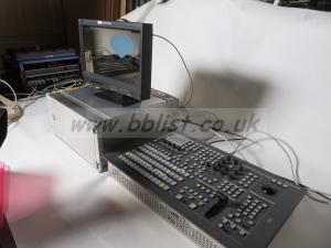 Philips DD10 SDI Pilips DD10 SDI vision mixer