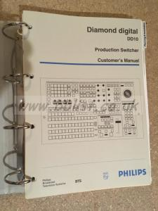 Philips DD10 SDI