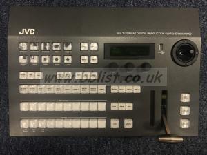 JVC KM H3000 VISION MIXER