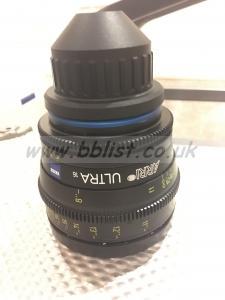 Arri Ultra 16 lens 6mm T1.3