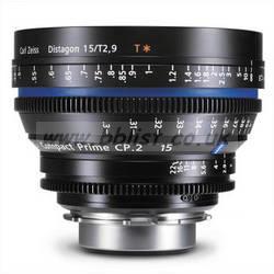 Zeiss CP.2 15 mm T2.9 lens (EF or PL)