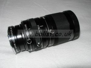 Canon Macro Zoom Lens