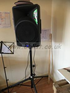 2 x Alto TX12 300W 12-inch Active Speaker