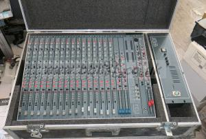 Amek tac 16-4-2 16 channel B2 sound mixer