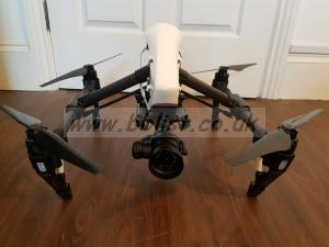 DJI Inspire 1 Drone with X5R RAW camera, SSD Card and Reader