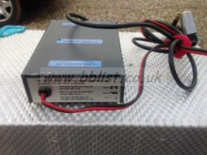Used 12v / 6 amper Battery Charger