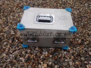 Flight Case NP 1 Batteries