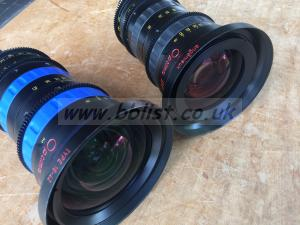 Optimo DP 16-42 and 30-80mm PL Zooms