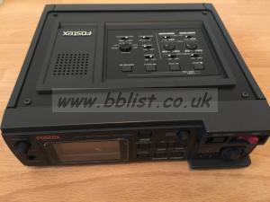 Fostex FR2 Field Memory recorder  (Timecode)