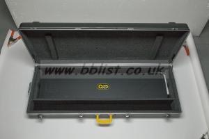 Kino Flo Tegra 4bank Hard Travel Case KAS-T4-C Used GC