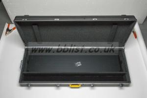 1x Hard travel case for a Kino Flo Tegra 4bank, GC