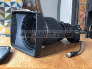 Canon HJ21ex7.5B IRSE lens