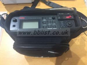 Fostex FR2 Compact Field Memory Hard Disk Recorder