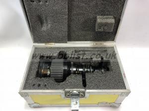 "Canon HJ21x7.5B II HD lens HJ21x7.5B KLL-SC 21x 2/3"""