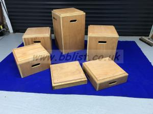 Grips apple boxes