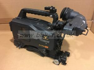 Panasonic AJ-HDC27HE DVCPROHD Varicam variable frame rate HD