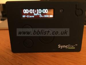Timecode Systems Syncbac Pro