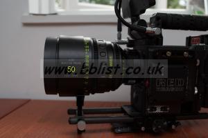 Arri Master Prime 50mm LDS mint condition
