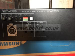 Multicore Adaptor Ikegami M 400