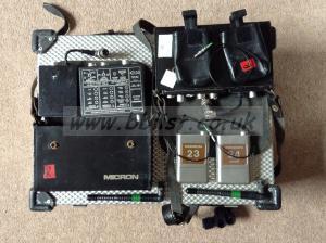 Vintage Micron Kit TX501 MR501 CH23/CH24