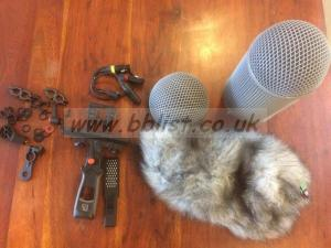 Rycote WS AE MS KIT - AND - Connbox CB3