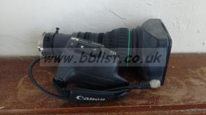 Canon J15ax8 B4 IRS Broadcast Lens