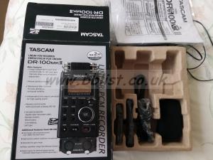 Tascam DR100 Mk11